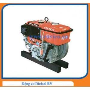 Động Cơ Chạy Dầu D12