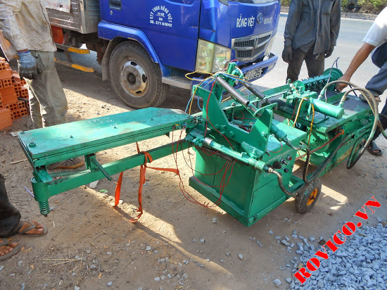 Nhập khẩu máy uốn bẻ đai sắt thép giá sỉ, giá rẻ