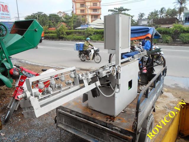 Cách bảo quản máy bẻ đai sắt tự động
