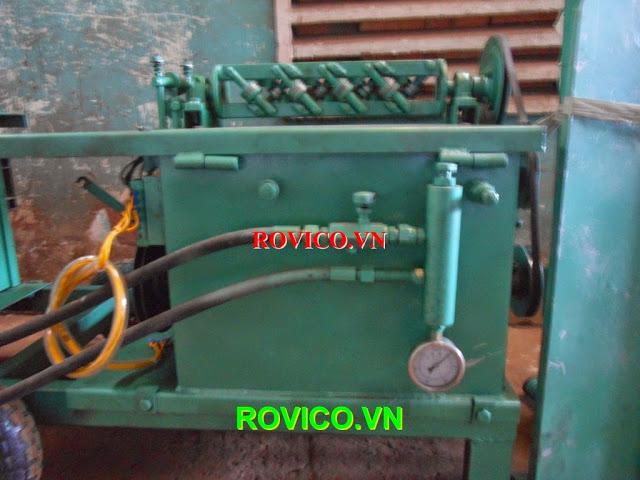 Cấu tạo và nguyên tắc hoạt động của máy bẻ đai thép tự động