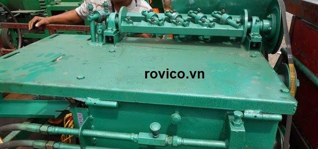Đặc điểm của máy bẻ đai sắt rồng việt