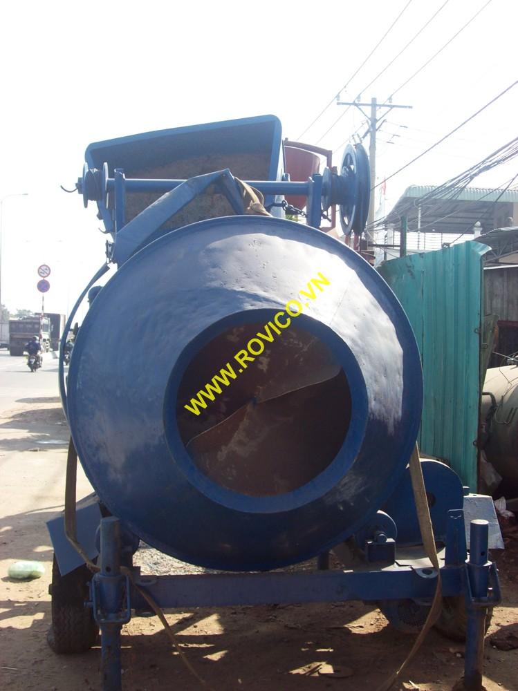 Nhập khẩu máy trộn bê tông jzc 350 lít giá sỉ, giá rẻ