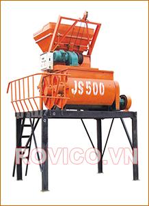 Nhập khẩu máy trộn bê tông js500 lít giá sỉ, giá rẻ