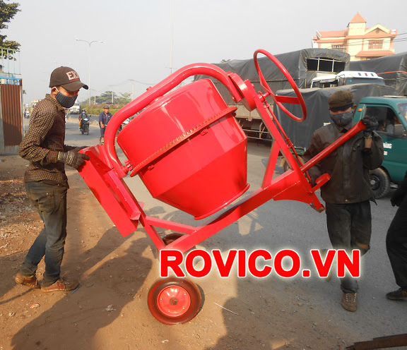 Cung cấp máy trộn bê tông giá rẻ tphcm